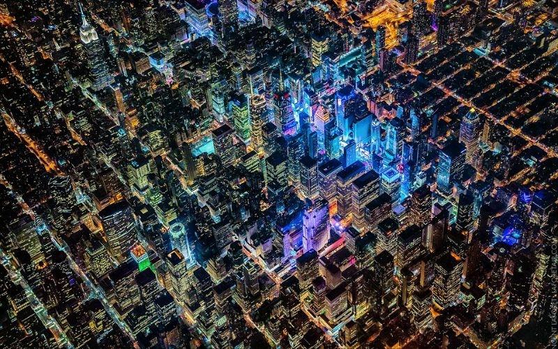 بالصور.. المدن التي لاتنام