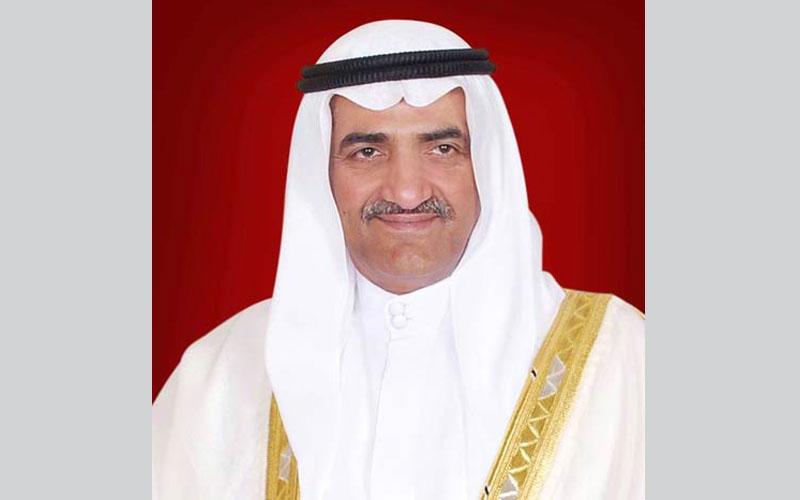 الصورة: حاكم الفجيرة يهنئ السلطان قابوس بالعيد الوطني لبلاده
