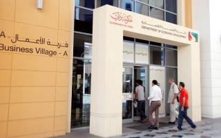 «اقتصادية دبي» تلزم منشأة تجارية بإعادة 468.5 ألف درهم إلى مستهلك