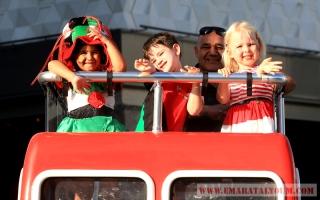 بالصور..بهجة أطفال الامارات