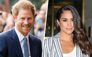 الأمير هاري يخالف السياسة الملكية ويقابل صديقته ميغان