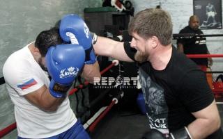 الرئيس الشيشاني يدخل المستشفى إثر إصابته داخل حلبة الملاكمة