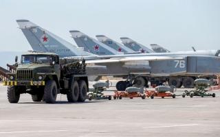 تعزيزات روسية وسورية إلى مطار التيفور العسكري بريف حمص
