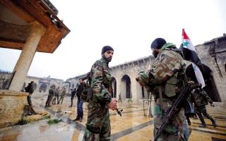 اتفاق برعاية روسية تركية لإجــلاء مقاتلي المعارضة من شرق حلب