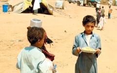 الصورة: الأمم المتحدة: اليمن على شفا كارثة تتعلق بالأمن الغذائي