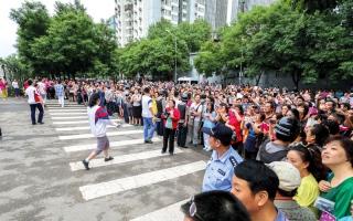 امتحان «غاوكاو» في الصين .. توتر نفسي وانتحار في بعض الأحــيان