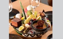 """الصورة: ألعاب نارية وأطباق شهية وأجواء ساحرة في """"واكامي"""" ليلة رأس السنة"""