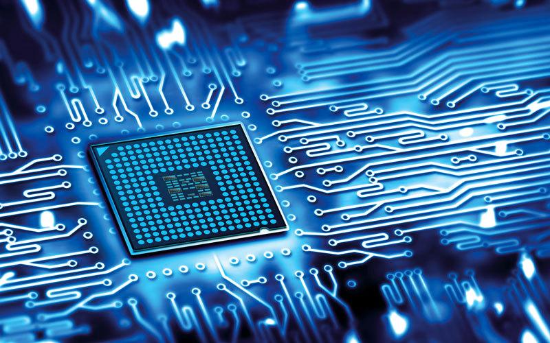 تصنيع شرائح المعالجات الدقيقة بطريقة الـ 7 نانومتر اعتبارا من العام المـــقبل تكنولوجيا أجهزة إلكترونية الإمارات اليوم