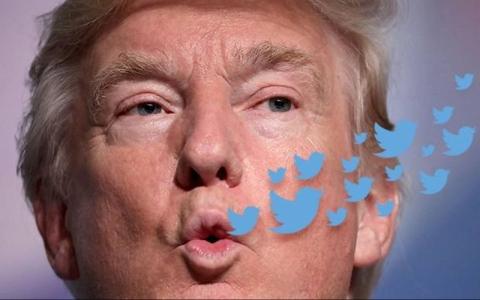 ترامب يعسكر «تويتر» ويطلق النار  على خصومه