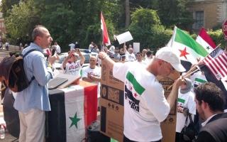 سوريون أميركيون لعبوا دوراً إيجابياً في الصراع الحالي