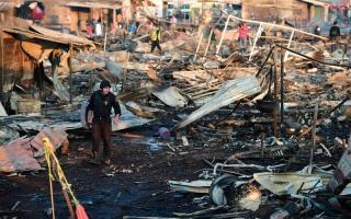 29 قتيلاً بانفجار في سوق للألعاب النارية بالمكسيك