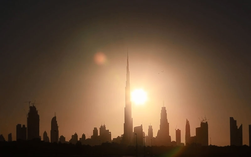 بالفيديو.. شمس دبي