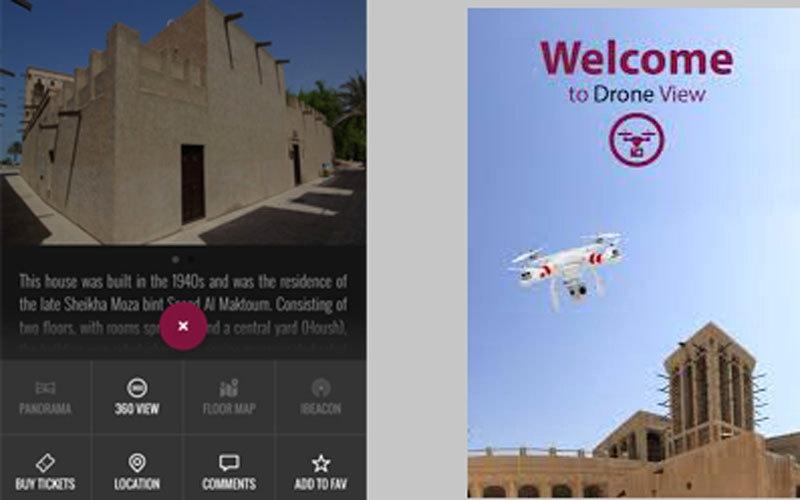 «دبي للثقافة» منظومة ذكية عن المناطق التراثية