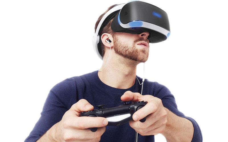 معرض «سي إي إس» هو المكان الأفضل لعرض أدوات «الواقع الافتراضي».  من المصدر