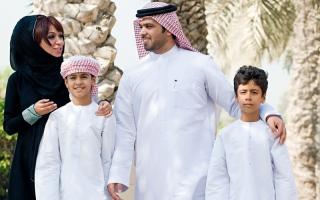 الصورة: الإماراتيون.. نتائج متقدمة في «السعادة» و«التلاحم المجتمعي»