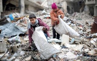 قوات النظام تشن عملية واسعة لاستعادة وادي بردى بريف دمشق