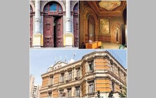 الصورة: حملة شعبية ضد هدم فندق «جراند كونتيننتال» بمصر