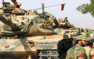 الجيش التركي يعلن مقتل 23 من «داعش» في الباب