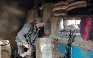 قوات النظام تصعّد هجومها قرب دمشق