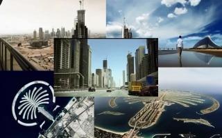 """فيديو """"Time Lapse"""" لنهضة دبي العمرانية وتحولها إلى دانة الدنيا"""