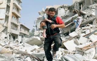 آلية دولية مستقلة لملاحقة مجرمي الحرب في سورية