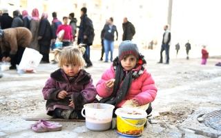 عودة آلاف النازحين إلى شرق حلب