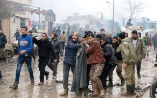 43 قتيلاً بانفجار صهريج مفخخ في إعزاز شمال سورية