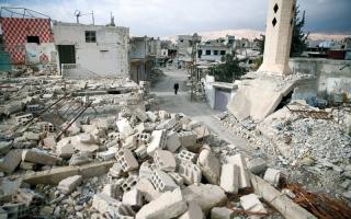 جيش النظام يبدأ عملية عسكرية واسعة في وادي بردى