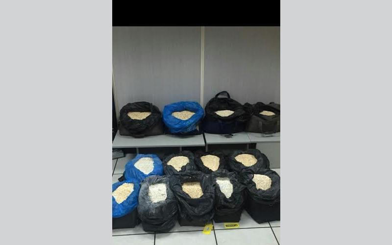 شرطة أبوظبي تحبط تهريب 2 مليون و600 ألف حبة مخدر
