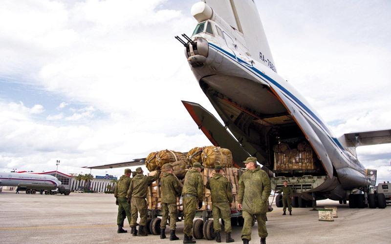 روسيا تسعى إلى إيجاد مَخرج من الصراع السوري
