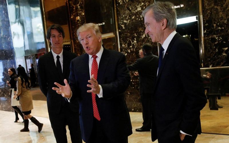 إدارة ترامب ستواجه تزايد خطر حصول نزاعات دولية