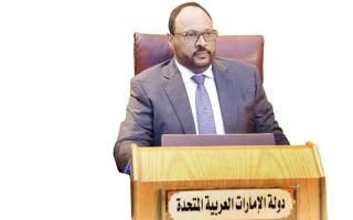 الصورة: الإمارات تشارك في اجتماع تشاوري لـ «الجامعة» حول ليبيا
