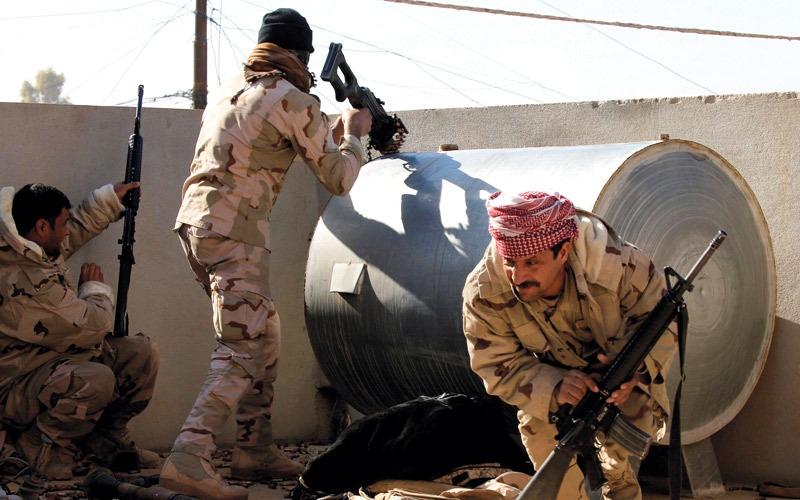 إسقاط طائرة مسيّرة لـ«داعش» غرب العراق