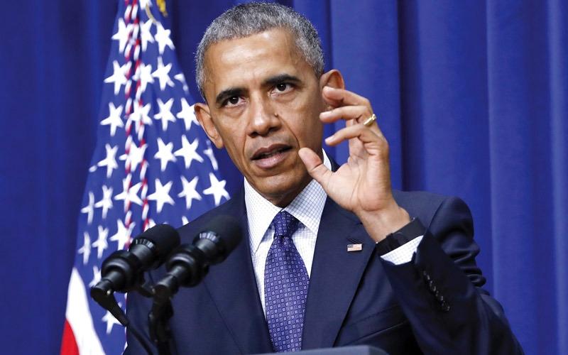 سياسة أوباما الخارجية كانت أخطاءً متواترة