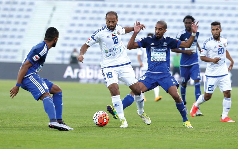 فاندرلي يظهر للمرة الأولى مع النصر في الدوري اليوم - الإمارات اليوم