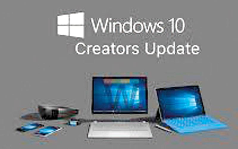 الصورة: «مايكروسوفت» تغير خيارات الخصوصية في «ويندوز10»