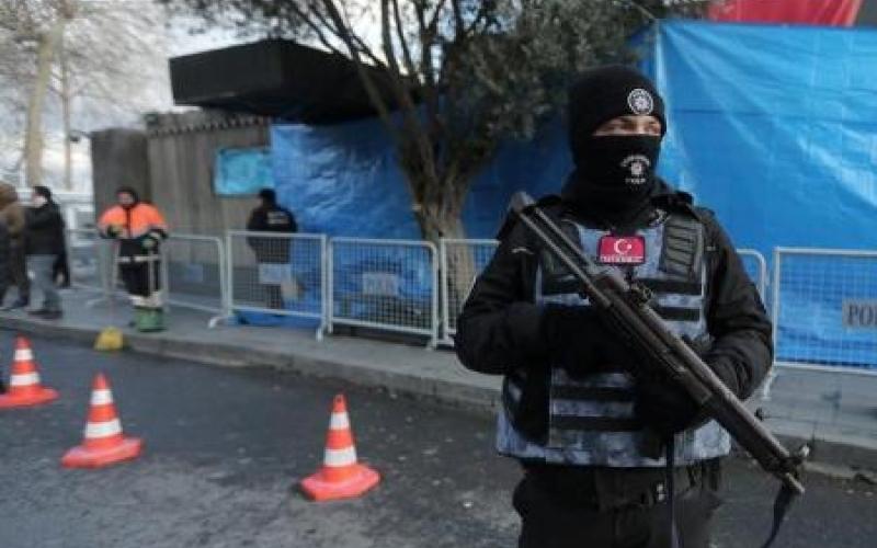 اعتقال المسلح المشتبه به في هجوم اسطنبول