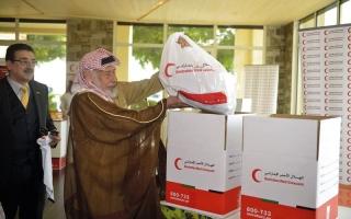 «أميركية الإمارات» تطلق حملة تبرعات لمصلحة «عام الخير»