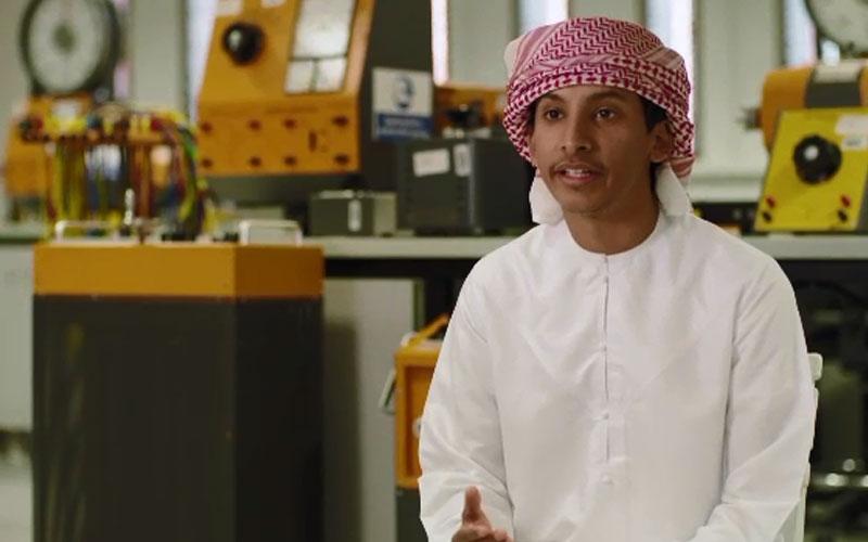 الصورة: بالفيديو.. الخدمة الوطنية تحدث تغييراً إيجابياً في حياة طالب