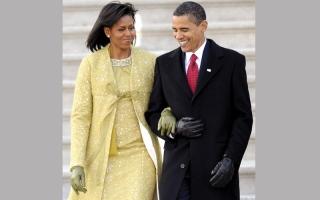 عائلة أوباما تغادر البيت الأبيض