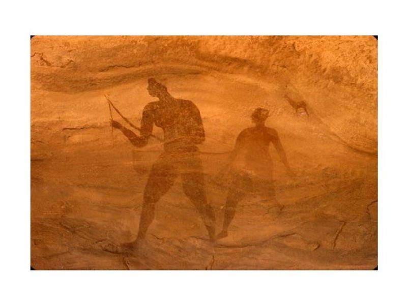 """""""تاسيلي"""" الجزائر.... لغز البشرية والتاريخ"""