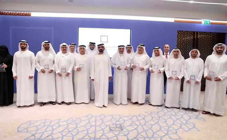 محمد بن راشد: الكثير من مشاريع دبي الضخمة كانت في يوم من الأيام أفكاراً صغيرة قدمها أفراد - الإمارات اليوم