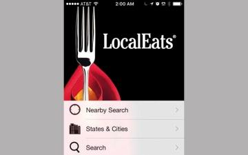 LocalEats.. لمعرفة أفضل المطاعم المتخصصة في الوجبات المحلية حول العالم