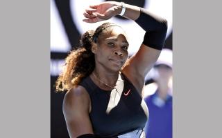 تأهل سيرينا في بطولة   أستراليا للتنس
