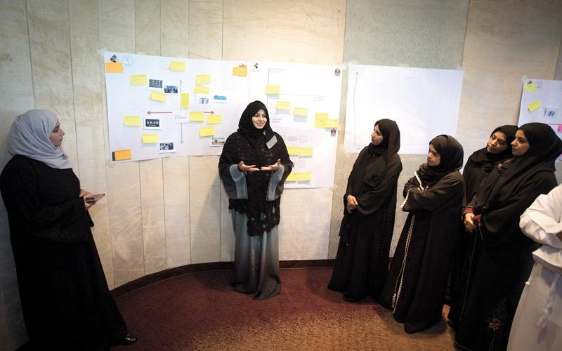 حكومة الإمارات تبني قدرات الكوادر الوطنية من مستشرفي المستقبل