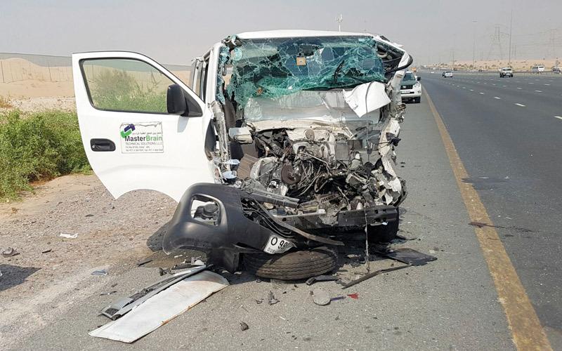 ارتفاع مؤشر الوفيات المرورية في دبي 19% خلال 2016 - الإمارات اليوم