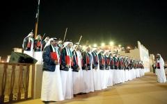 الصورة: التراث الإماراتي إلى مهرجان «الجنادرية»