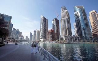 1.38 مليار درهم تصرفات العقارات في دبي