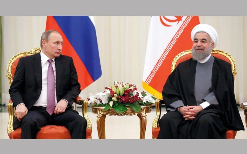 العلاقات الروسية الإيرانية تمر بـأوقات صعبة مع تولّي ترامب السلطة
