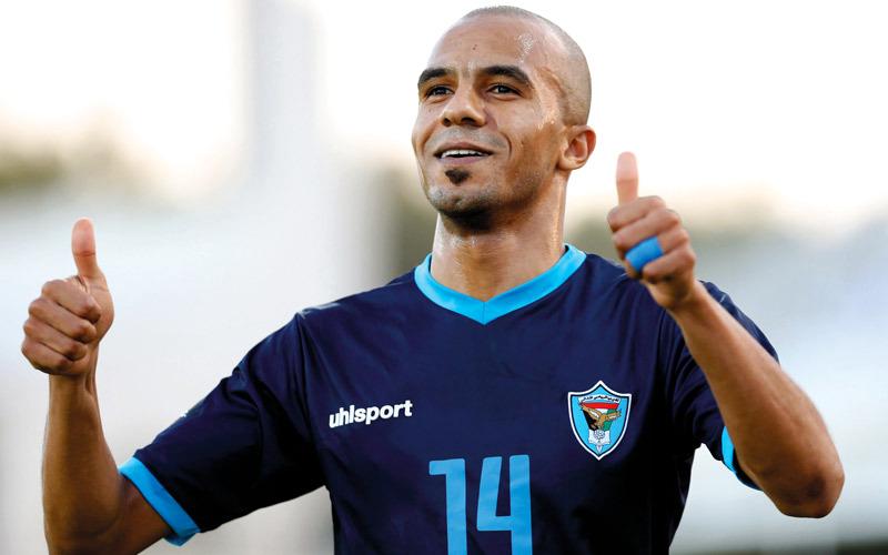 ياسين البخيت : حققنا فوزاً يعادل 6 نقاط …. وأهديه لمولودي القادم (فيديو)
